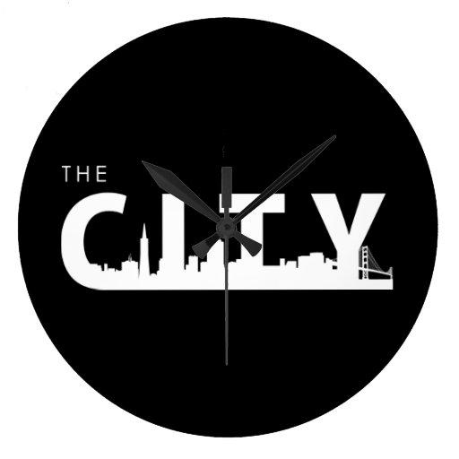 Reloj de la ciudad de San Francisco