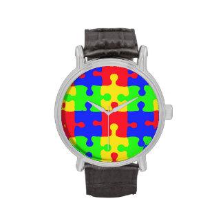 Reloj de la conciencia del autismo