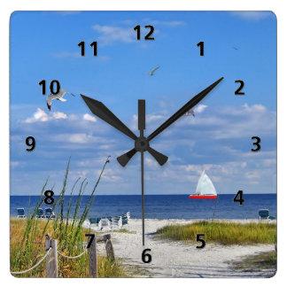 Reloj de la Costa del Golfo de la Florida