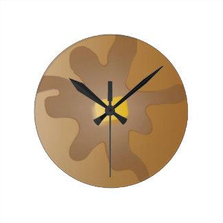 Reloj de la crepe