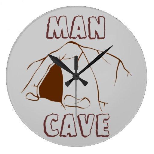 Reloj de la cueva del hombre