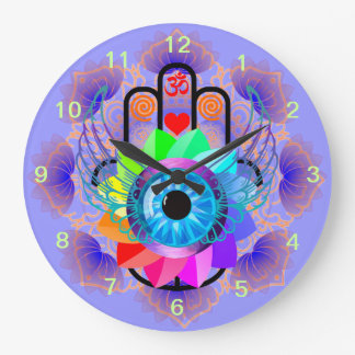 Reloj de la cura Hamsa
