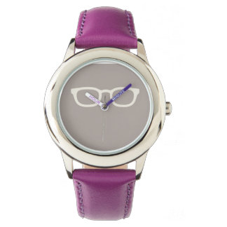 Reloj de la diversión su reloj del personalizado