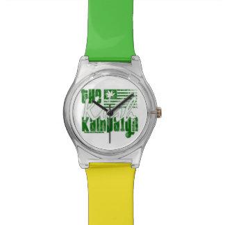Reloj de la edición de Kush Kennedy