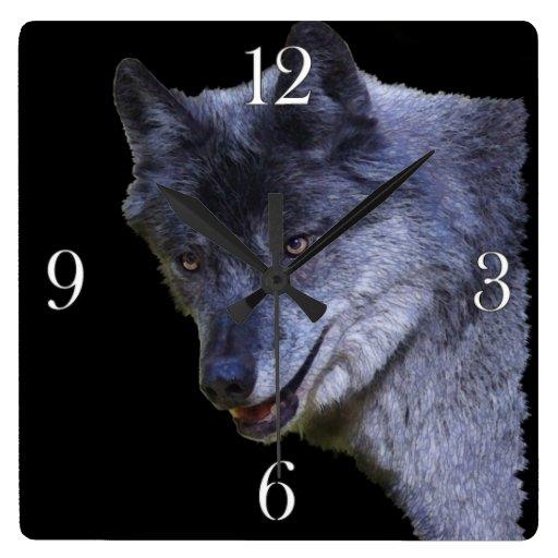Reloj de la foto del Fauna-amante del diseño del l