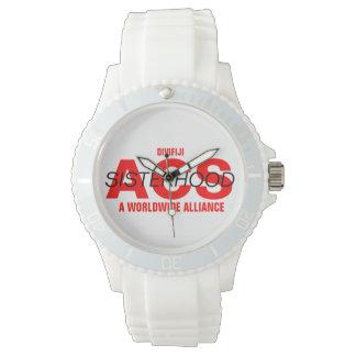 Reloj de la hermandad de ACS