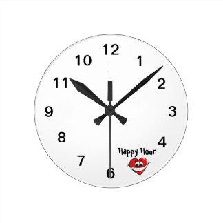 Reloj de la hora feliz