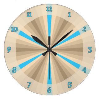 Reloj de la ilusión del verano