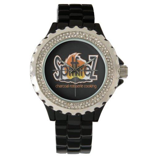 Reloj de la insignia de Spitfirez