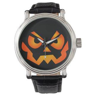 Reloj de la Jack-o-Linterna