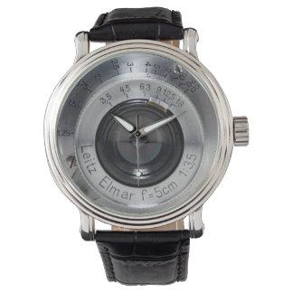 Reloj de la lente del alemán de la CÁMARA 3 del