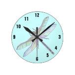 Reloj de la LIBÉLULA