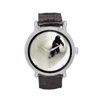 Reloj de la madriguera de conejo
