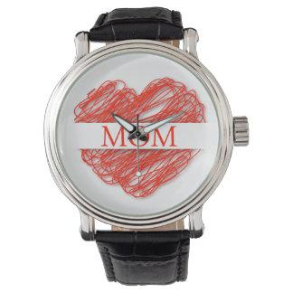 reloj de la mamá
