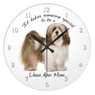 Reloj de la mamá de Lasa Apso
