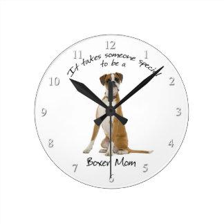 Reloj de la mamá del boxeador