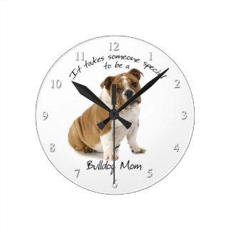 Reloj de la mamá del dogo