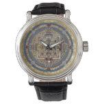 Reloj de la mandala B de Kalachakra