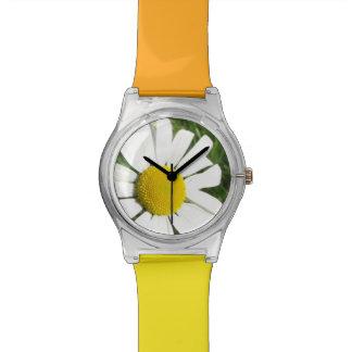 reloj de la margarita