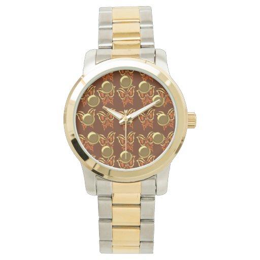 Reloj de la mariposa