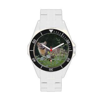 Reloj de la marta del prado