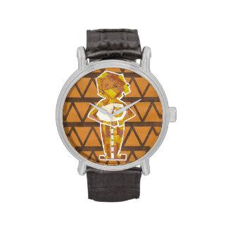 Reloj de la momia de la momia