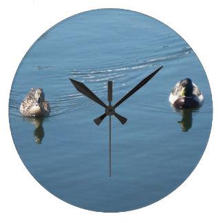 Reloj de la naturaleza