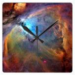 Reloj de la nebulosa de Orión