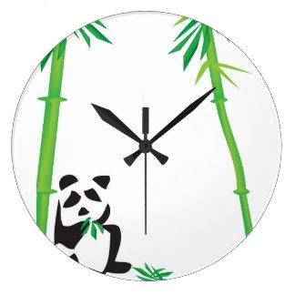 Reloj de la panda