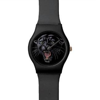 Reloj de la pantera negra