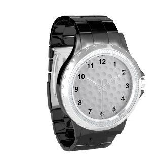 Reloj de la pelota de golf - puede elegir diversas