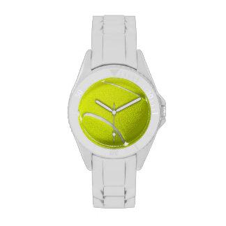Reloj de la pelota de tenis
