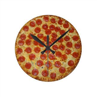 Reloj de la pizza