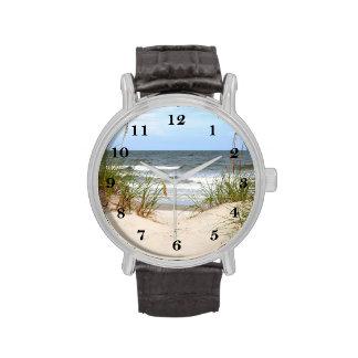 Reloj de la playa