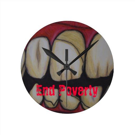 Reloj de la pobreza