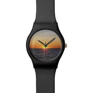 Reloj de la PUESTA DEL SOL #2