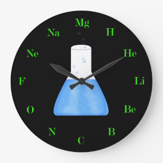 Reloj de la química