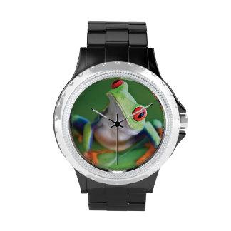 Reloj de la rana