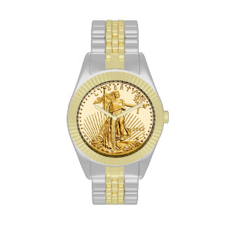 Reloj de la recogida de moneda los E.E.U.U.