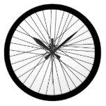 Reloj de la rueda de bicicleta
