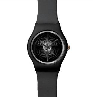 Reloj de la rueda de coche