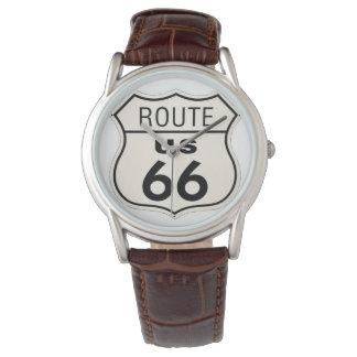 Reloj de la ruta 66
