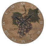 Reloj de la serie del artista - reloj toscano del