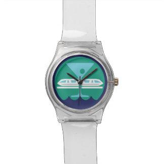 reloj de la sociedad del lago bay 80s