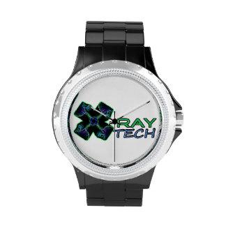 Reloj de la tecnología de la radiografía