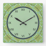 reloj de la teja del vintage