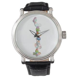 Reloj de la torre de los Lovebirds