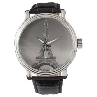 Reloj de la torre Eiffel