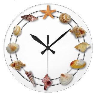 Reloj de las cáscaras