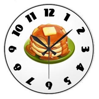 Reloj de las crepes